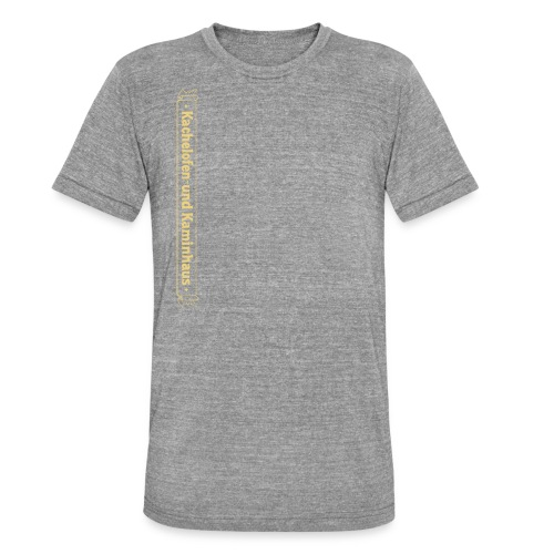 KuKhaus - Unisex Tri-Blend T-Shirt von Bella + Canvas