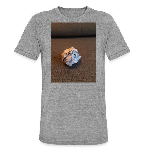 Jeg skal lave et projekt i billedkunst - Unisex tri-blend T-shirt fra Bella + Canvas