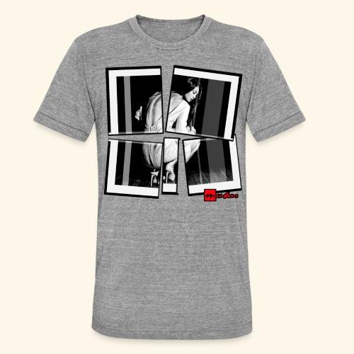 asia art 3 - T-shirt chiné Bella + Canvas Unisexe