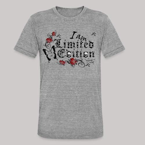 simply wild limited Edition on white - Unisex Tri-Blend T-Shirt von Bella + Canvas