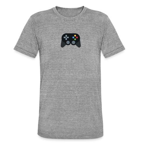 Spil Til Dig Controller Kollektionen - Unisex tri-blend T-shirt fra Bella + Canvas