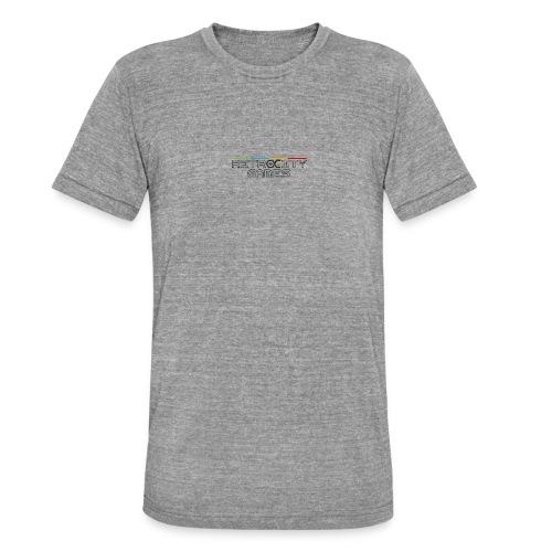 tasse officielle - T-shirt chiné Bella + Canvas Unisexe