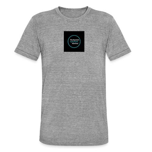 MaxSpanish - Unisex tri-blend T-shirt van Bella + Canvas