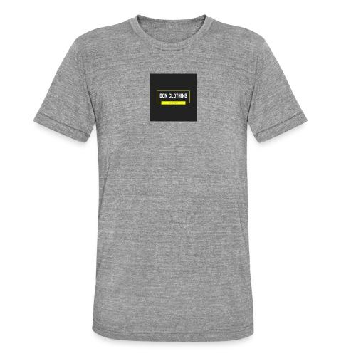 Don kläder - Triblend-T-shirt unisex från Bella + Canvas