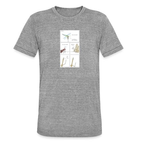 prueba prueba prueba prueba prueba prueba - Camiseta Tri-Blend unisex de Bella + Canvas