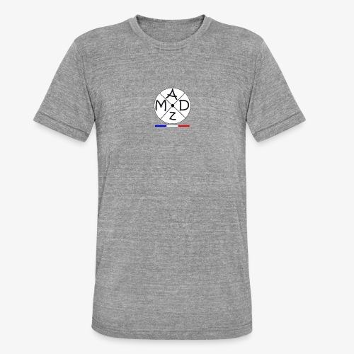 Mad ZarTax - T-shirt chiné Bella + Canvas Unisexe
