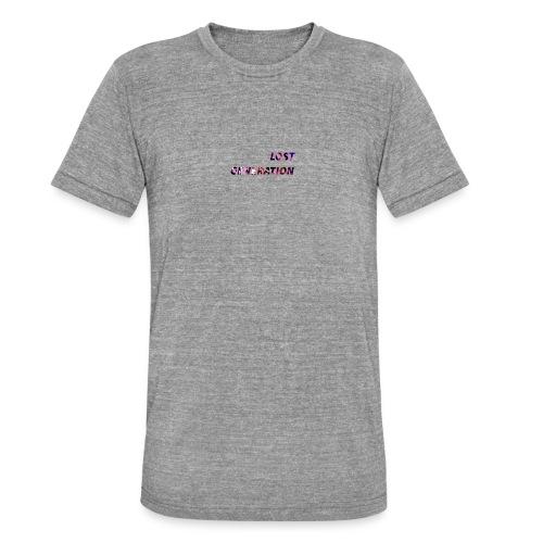 Lost Generation - Camiseta Tri-Blend unisex de Bella + Canvas
