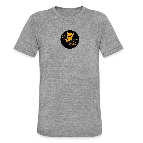 ElectroDevil T Shirt - Unisex Tri-Blend T-Shirt by Bella & Canvas