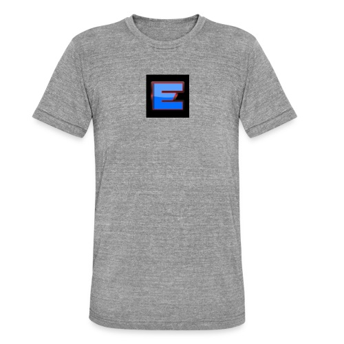 Epic Offical T-Shirt Black Colour Only for 15.49 - Unisex Tri-Blend T-Shirt by Bella & Canvas
