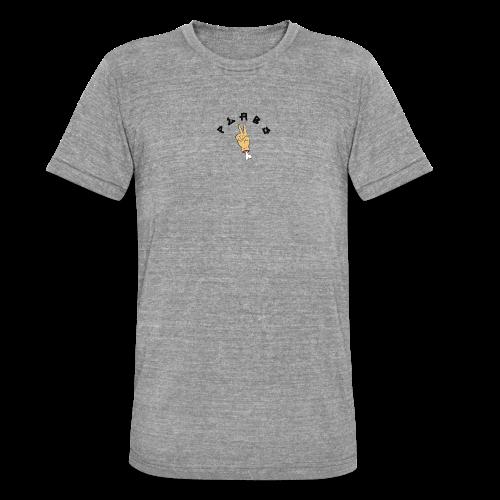 LogoPEABS - T-shirt chiné Bella + Canvas Unisexe