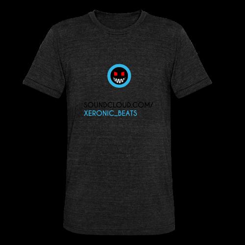 XERONIC LOGO - Unisex Tri-Blend T-Shirt by Bella & Canvas
