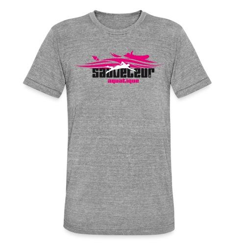 sauveteur aquatique - T-shirt chiné Bella + Canvas Unisexe
