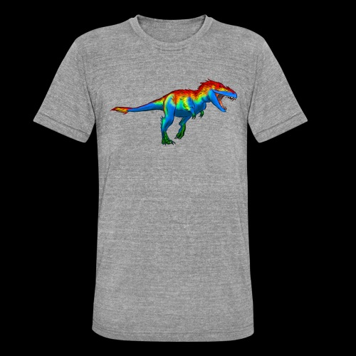 T-Rex - Unisex Tri-Blend T-Shirt by Bella & Canvas