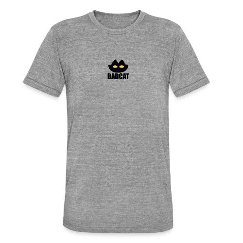 BADCAT - Unisex tri-blend T-shirt van Bella + Canvas