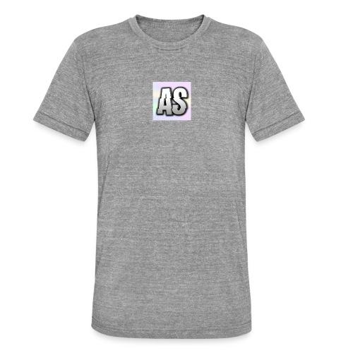 Logo AltijdSenna - Unisex tri-blend T-shirt van Bella + Canvas
