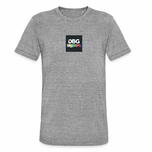 debestegamers - Unisex tri-blend T-shirt van Bella + Canvas