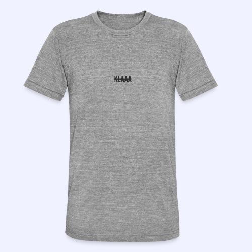 Klaaa - Unisex Tri-Blend T-Shirt von Bella + Canvas