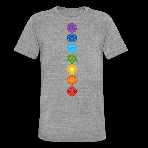 CHAKRAS - Unisex Tri-Blend T-Shirt by Bella & Canvas