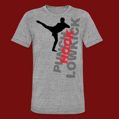 P.H.L. 2 - Unisex Tri-Blend T-Shirt von Bella + Canvas