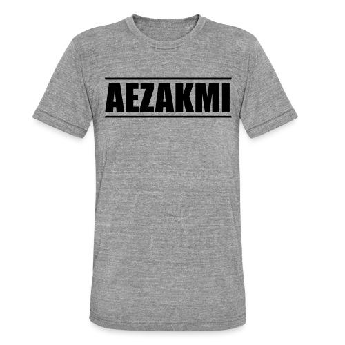 AEZAKMI - Koszulka Bella + Canvas triblend – typu unisex