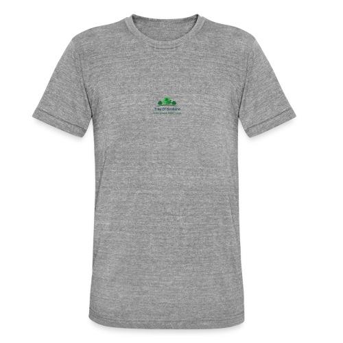 TOS logo shirt - Unisex Tri-Blend T-Shirt by Bella & Canvas
