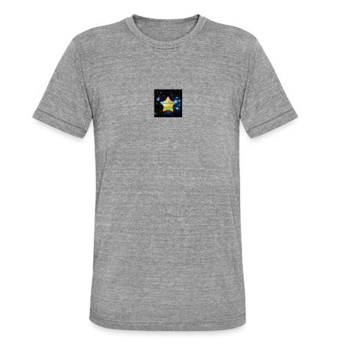 Logo Janvier-Juin 2017 de StarStudio LeLive ! - T-shirt chiné Bella + Canvas Unisexe
