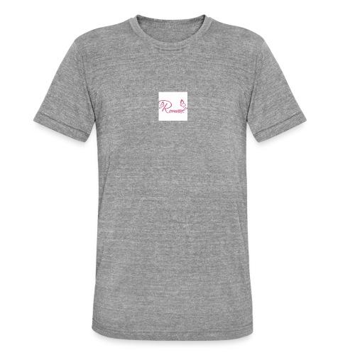 Romane - T-shirt chiné Bella + Canvas Unisexe