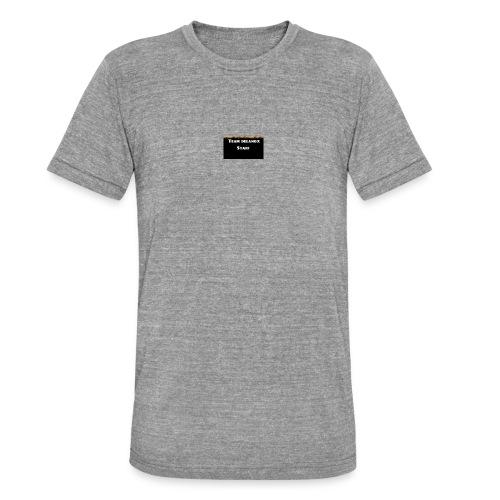 T-shirt staff Delanox - T-shirt chiné Bella + Canvas Unisexe