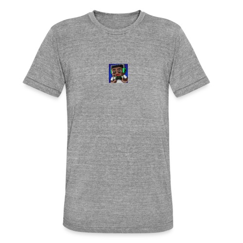 This is the official ItsLarssonOMG merchandise. - Unisex Tri-Blend T-Shirt by Bella & Canvas