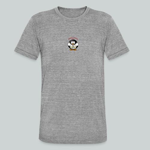 VisbyPenguins - Triblend-T-shirt unisex från Bella + Canvas