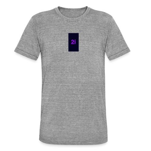 2i - T-shirt chiné Bella + Canvas Unisexe