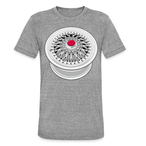 Vintage wheel - T-shirt chiné Bella + Canvas Unisexe