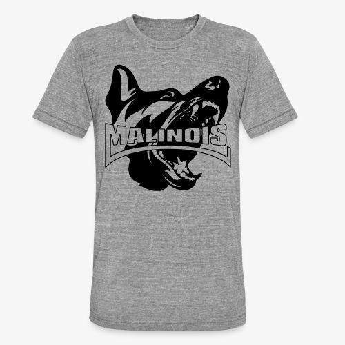 malinois - T-shirt chiné Bella + Canvas Unisexe