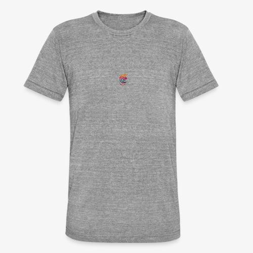 Elemental Retro logo - Unisex Tri-Blend T-Shirt by Bella & Canvas