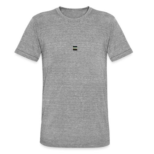 emilking44gaming youtube logo - Triblend-T-shirt unisex från Bella + Canvas