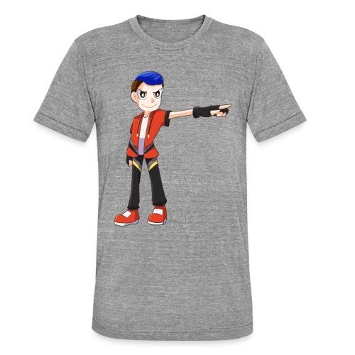 Terrpac - Unisex Tri-Blend T-Shirt by Bella & Canvas