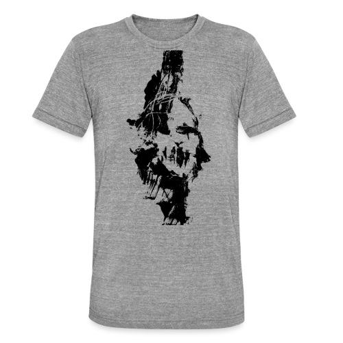Death Inside - Unisex Tri-Blend T-Shirt by Bella & Canvas