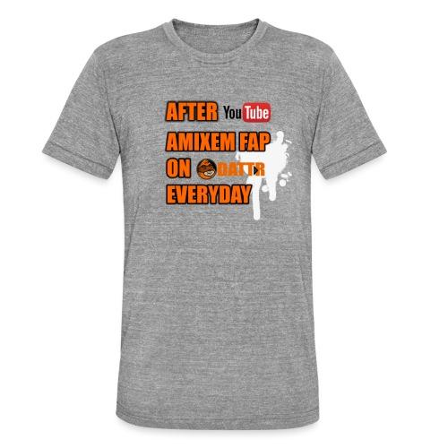 amixem - Unisex Tri-Blend T-Shirt by Bella & Canvas