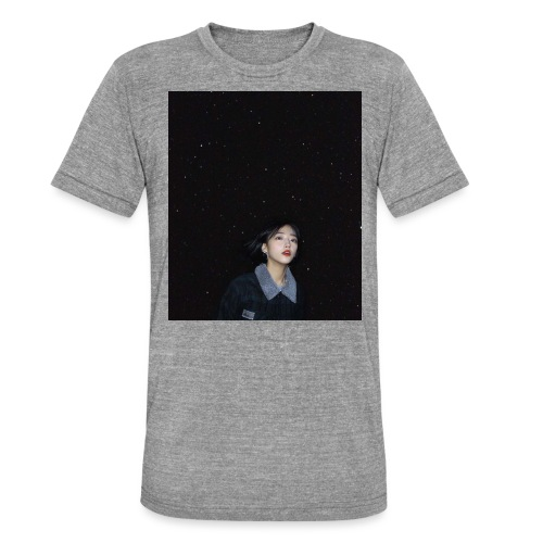 Moon! - Unisex Tri-Blend T-Shirt by Bella & Canvas