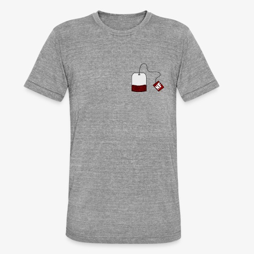NF4_2 - T-shirt chiné Bella + Canvas Unisexe