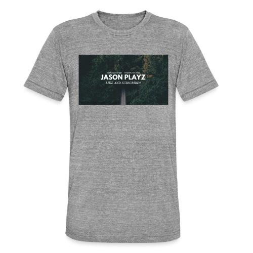 Jason Playz - Unisex Tri-Blend T-Shirt by Bella & Canvas