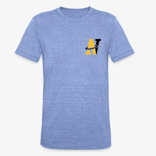 Namur Angels - T-shirt chiné Bella + Canvas Unisexe