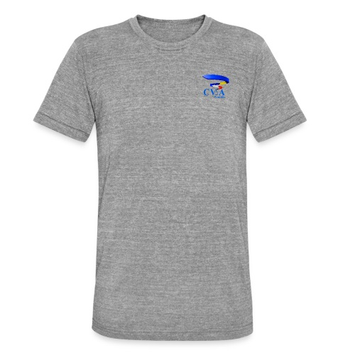 CVSA Nordic Logo - Unisex tri-blend T-skjorte fra Bella + Canvas