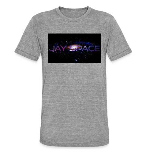 Jay Space - Bella + Canvasin unisex Tri-Blend t-paita.