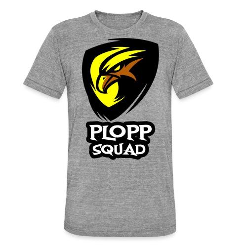 Plopp Squad - Triblend-T-shirt unisex från Bella + Canvas