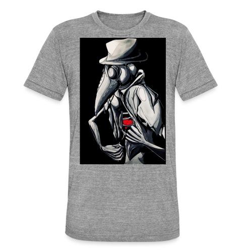 don't need this - Unisex Tri-Blend T-Shirt von Bella + Canvas