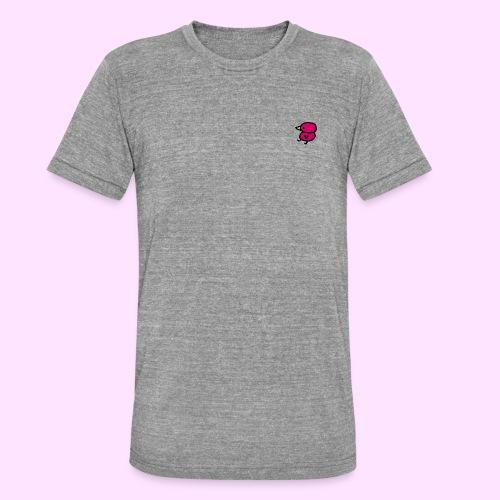 Pinkguin - Unisex tri-blend T-shirt fra Bella + Canvas