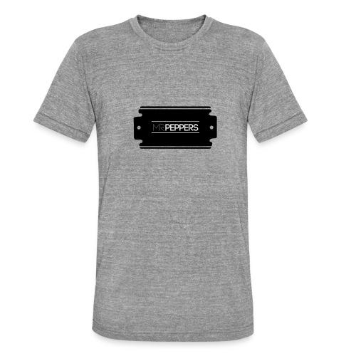 MR PEPPERS Logo classic - Unisex Tri-Blend T-Shirt von Bella + Canvas