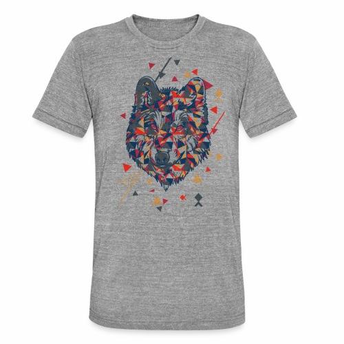 Bad Wolf - Unisex Tri-Blend T-Shirt by Bella & Canvas