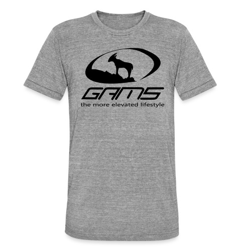 GAM5 - Unisex Tri-Blend T-Shirt von Bella + Canvas
